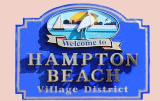 Hampton Beach Virtual Tour!